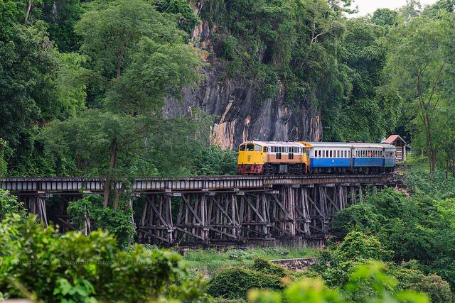 River Kwai Kanchanaburi – mon-photo.com