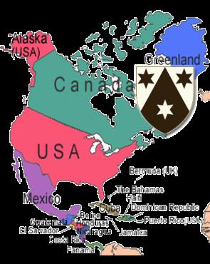 América-Del-Norte