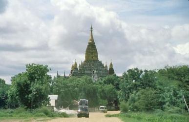 Pagoda Ananda - Bagan