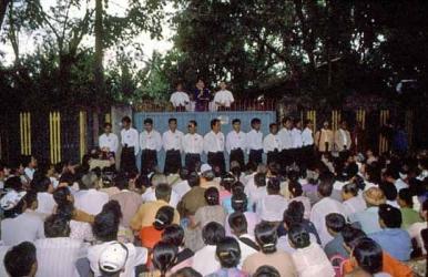 Aung San Suu Kyi - Yangon