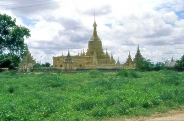 Pagoda Gawdawpalin Bagan