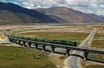 Tren Golmud - Qinghai-Tibet