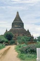 Pagoda Mingalazedi, Bagan