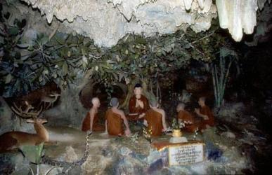 Cueva Peik Chin Myaung Caves