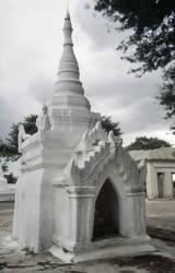 Pagoda Shwezigon - Bagan