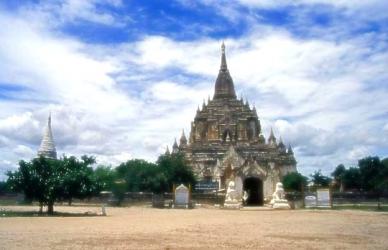 Templo Thatbyinnyu Temple Bagan