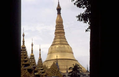 Waha Wizaya Pagoda Yangon