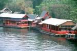 House Boats Kwai River