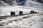 Going to Darkhan