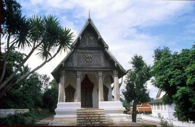 The National Museum Royal Palace Luang Prabang