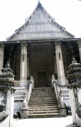 Wat Prakeo Vientiane