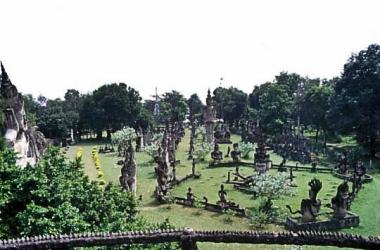 Wat Xieng Khuan Buddha Park