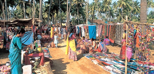 Flea Market Anjuna