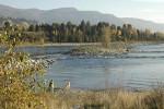 Columbia River Castlegar