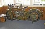 Old Harley Davidson CPR Museum