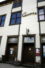 The Langham, Kaslo, BC