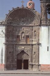 Church La Salud, San Miguel de Allende