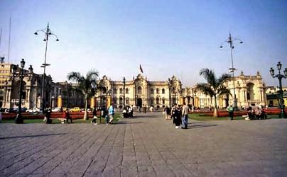 Palacio del Gobierno Lima