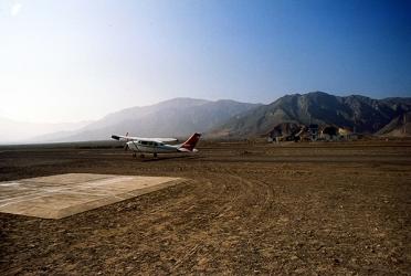 Aeropuerto de Nazca Airport
