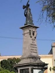 Monument La Corregidora, Queretaro