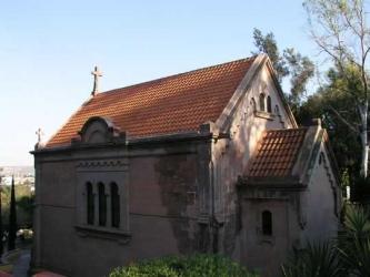 Memorial Chapel, Queretaro