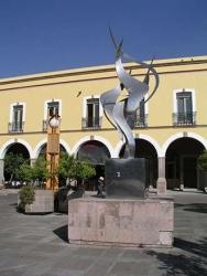 Constitution Square, Queretaro