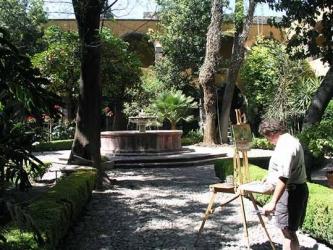 Cultural Centre Ignacio Ramirez, Fine Arts