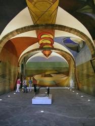 """Cultural Centre, """"El Nigromante""""Fine Arts"""