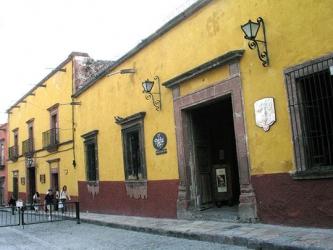 La Fragua, San Miguel de Allende
