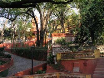 El Chorro, San Miguel de Allende
