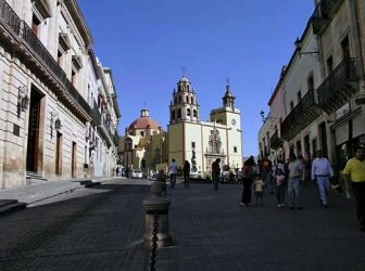 Paz (Peace) Square, Guanajuato