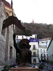 Don Quixote, Guanajuato