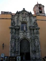 San Diego Church, Guanajuato
