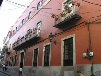 Federal Palace, Guanajuato