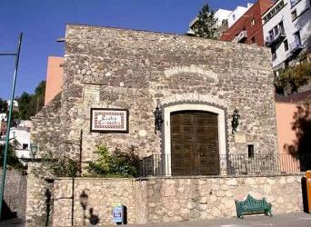 Theater Cervantes, Guanajuato
