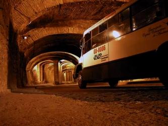 Tunnels of Guanajuato