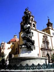 Monument La Paz, Guanajuato