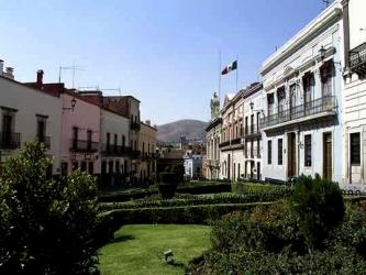 Mayor Square, Guanajuato