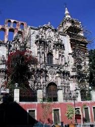 La Compañia Church, Guanajuato