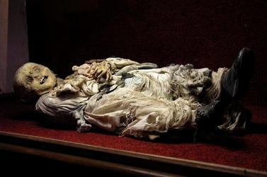 Mummy Museum, Guanajuato