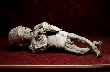 Child Mummy Museum, Guanajuato