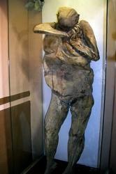Mummy Buried Alive, Guanajuato