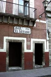 Bar el Incendio, Guanajuato