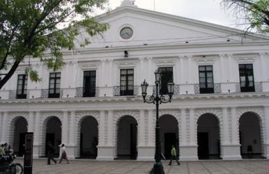 Alcaldía - City Hall, San Cristóbal de las Casas