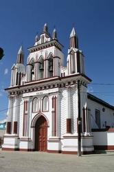 Templo de los mexicanos, San Cristóbal de las Casas