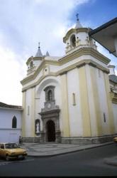 Templo de la Compañía o San José