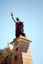 Estatua de la Libertad - Statue of Liberty