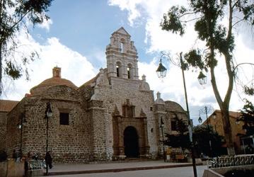 Parroquia de San Bernardo Church