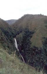 Saltos de agua Bordones waterfalls