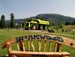 Terex Titan Sparwood, Bc